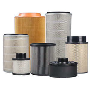 Air filter set 300x300 - Hitachi R200LC-3 4286128 4286130 AF25414 AF25412 Air Filter (Set)