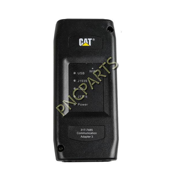 CAT adapter 3 d - WIFI Wireless CAT Adapter 3 CAT Diagnostic Kit 317-7485 Win XP/7 32bit