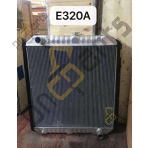 CAT320A 300x300 - CAT320A E320A Water Tank Radiator Core Assy 7Y-1961 7Y1961 715X750X52