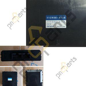 PC240 8 300x300 - PC240-8 Komatsu Air Conditioner Controller Control Panel 20Y-810-1231 17A-979-3180