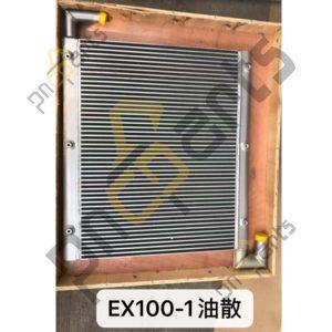 100 1 300x300 - EX100-1 Hydraulic Oil Cooler 4206096 For Excavator
