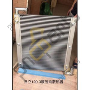 120 3 300x300 - EX120-2 EX120-3 Hydraulic Oil Cooler 4285627 Radiator Core 4285626