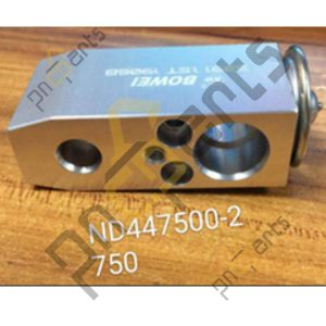 750 300x300 - Komatsu D155A D65 Expansion Valve ND447500-2750 447500-2750