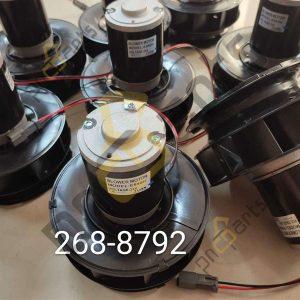 268 8792 Blower motor 300x300 - CAT Wheel Loader Spare Parts 966H Blower Motor 268-8792 2688792