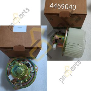 4469040 blower motor 300x300 - Hitachi ZX120 ZX160 Blower Motor Heater Motor 4469040
