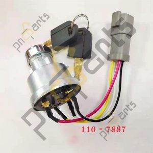 110 7887 Ignition Switch 300x300 - 120H 140H 160H Ignition Switch 110-7887 Start Switch