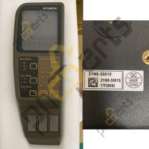 21N8 30015 Monitor 300x300 - R210-7 Monitor Cluster Gauge 21N8-30015 R215-7 R300-7