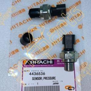 4436535 4436536 sensor 4 300x300 - Hitachi Genuine ZX200-3 Pressure Sensor 4436536 for ZX200-5G Pump Regulator