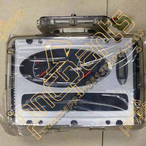 539 00053 539 00036 DH55 Guage panel monitor 2 300x300 - DH55 Panel Guage Monitor 539-00053 Excavator Electric Parts For Doosan Solar 55-V